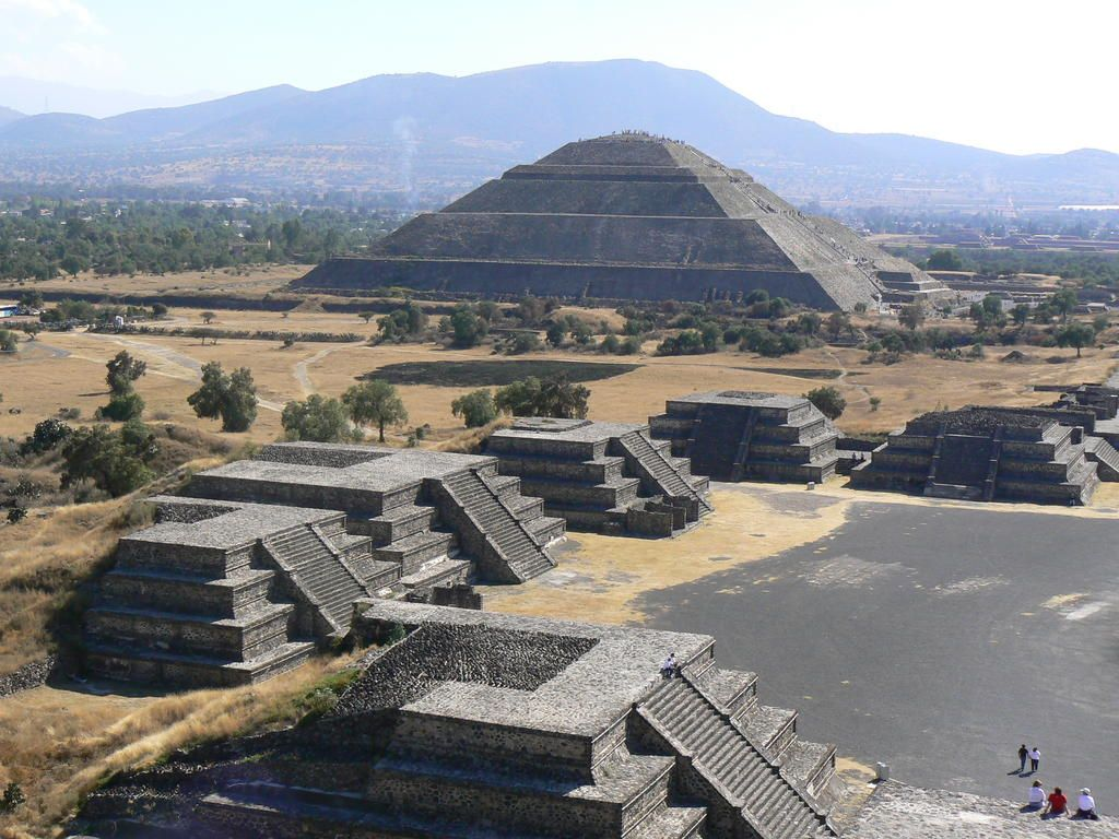 Teotihuacan religion - TEOTIHUACÁN
